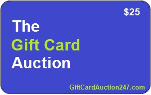 Gift Card Auction